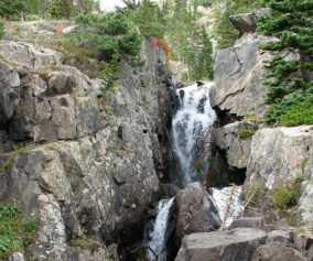 continental falls breckenridge colorado header