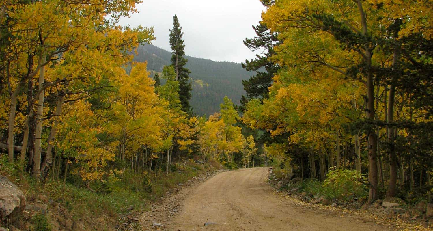 Top 10 Fall Hikes Near Denver header