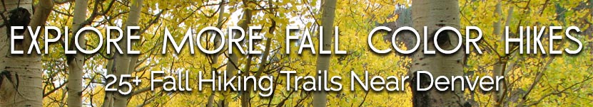 explore more aspen fall hikes near denver