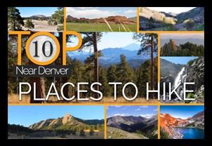 4 to 6 Mile Hikes Near Denver Colorado
