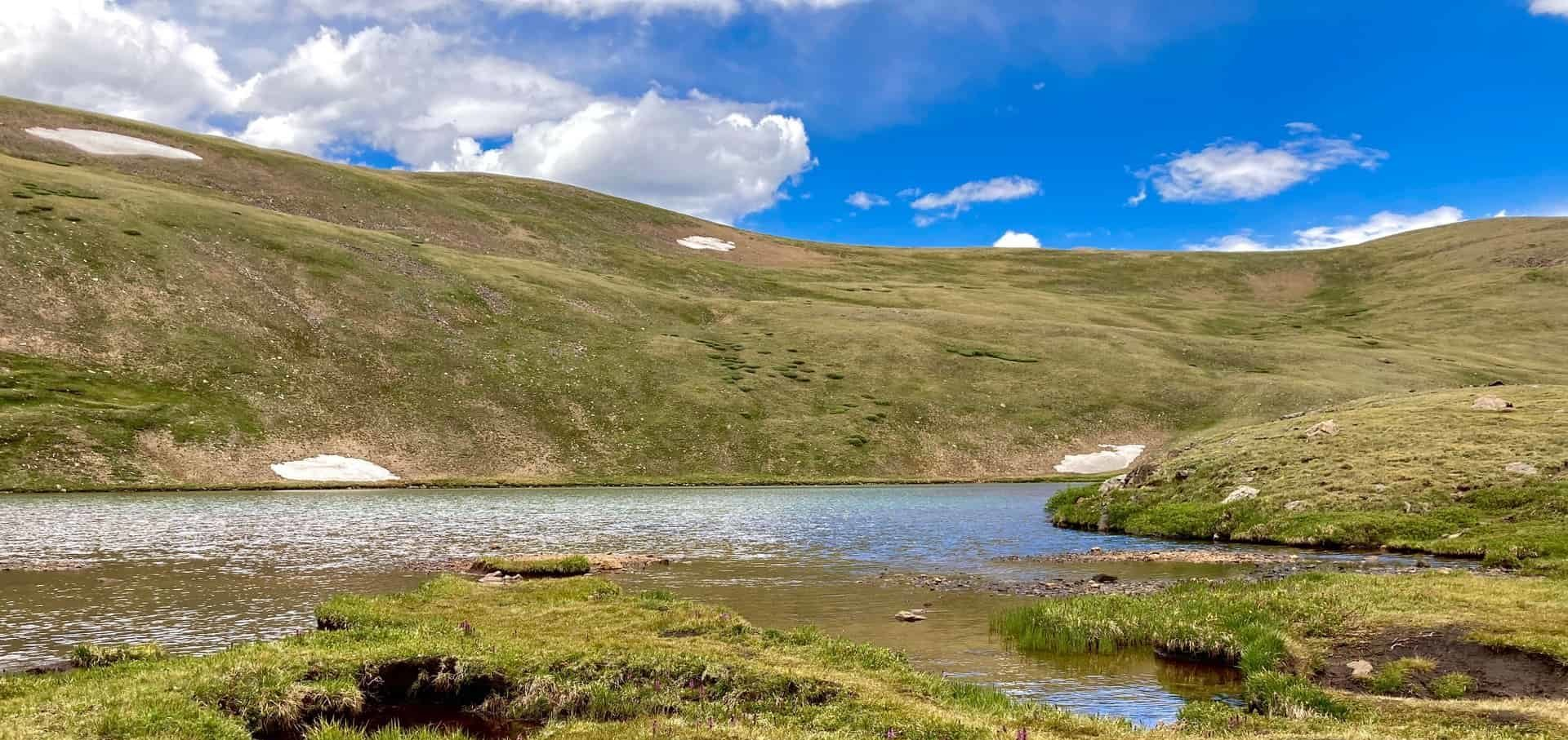 Square Top Lakes Trail on Guanella Pass